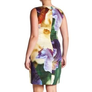 Oscar de la Renta Dresses - Oscar De La Renta Sleeveless Printed Dress